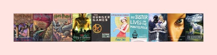 The TBR BookTag