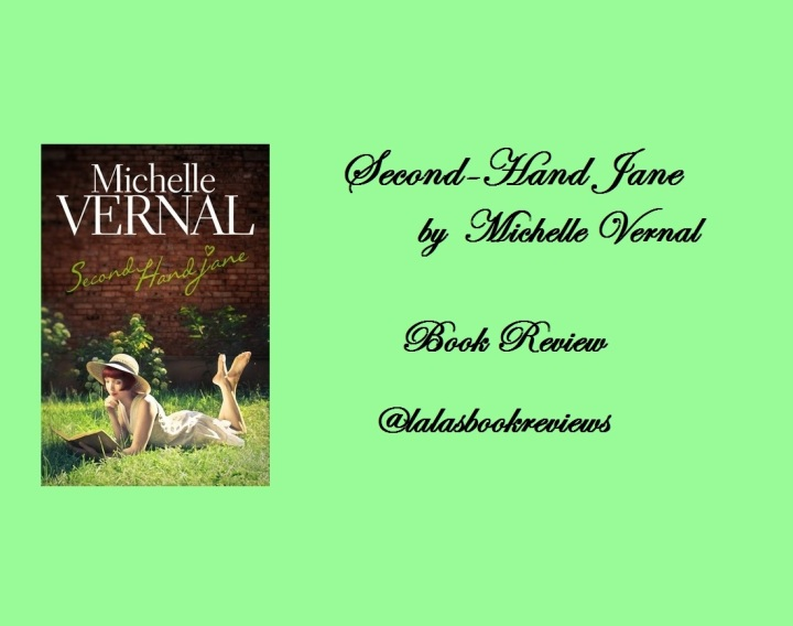 Book Review: Second-Hand Jane, by Michelle Vernal