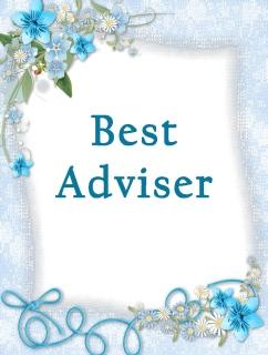 best adviser
