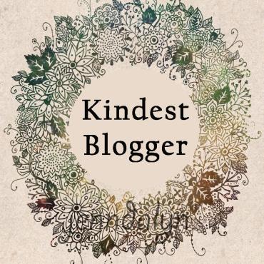kindest blogger