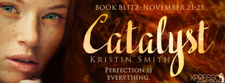 Book Blitz|Catalyst by KristinSmith