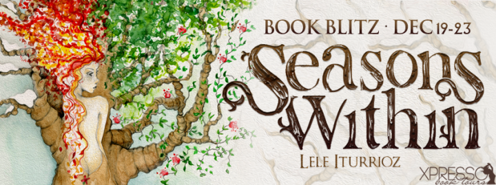 Book Blitz| Seasons Within by Lele Iturrioz