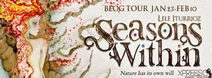 Book Review & Giveaway|Seasons Within by Lele Iturrioz