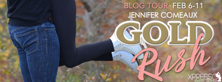 Blog Tour & Giveaway| Book Review| Gold Rush by Jennifer Comeaux