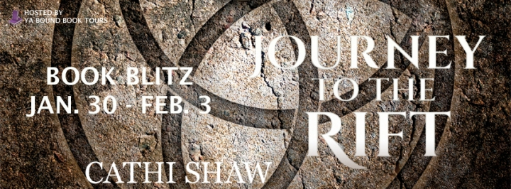 Book Blitz & Giveaway| Journey to the Rift by Cathi Shaw