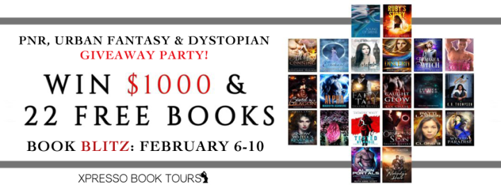 Book Blit & Giveaway || PNR, Urban Fantasy & Dystopian Party!