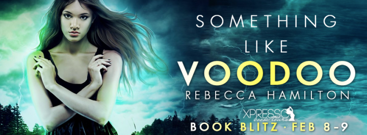 Book Blitz & Giveaway || Something Like Voodoo by Reb