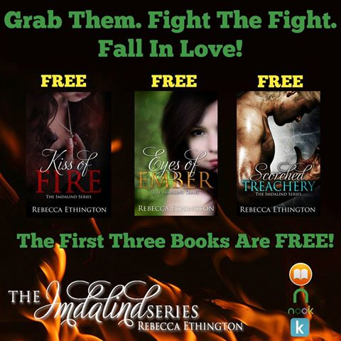 FREE BOOKS|| The First Three Novels of The Imdalind Series by Rebecca Ethington