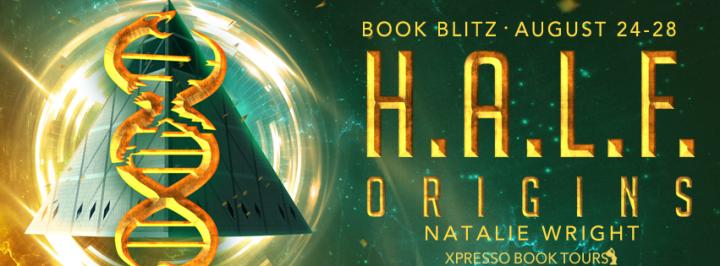 Blitz|| H.A.L.F.: ORIGINS by NatalieWright