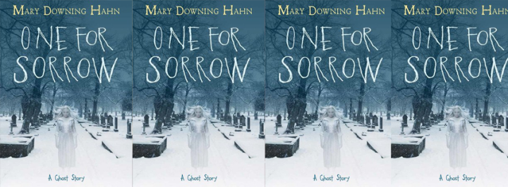 Book Review|| One for Sorrow by Mary Downing Hahn