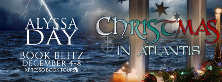 Blitz||Christmas in Atlantis by Alyssa Day